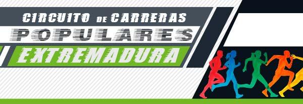 Organizador del circuito de carreras populares de Extremadura