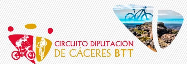 Carreras BTT - Circuito Diputación de Cáceres