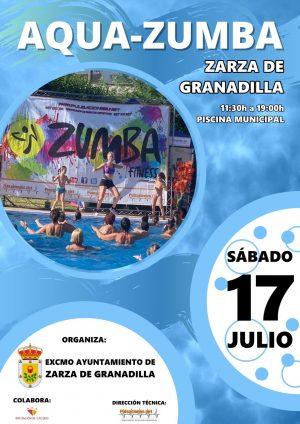 AQUA-ZUMBA ZARZA DE GRANADILLA 10-07-2021