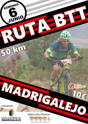 BTT MADRIGALEJO 6-6-2021