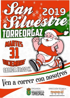Cartel SS Torreorgaz 2019