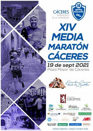Media Maratón Cáceres 2021..último