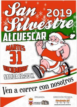 San Silvestre ALCUÉSCAR 2019